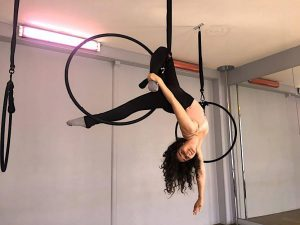 cerceau a rien hoop pole dance attitude paris. Black Bedroom Furniture Sets. Home Design Ideas